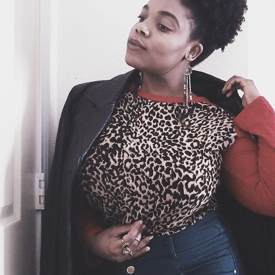 How To Describe Personal Style In A Three-Word Rule: Just Natonya