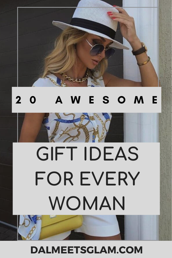20 Gift Ideas For Fashion Lovers