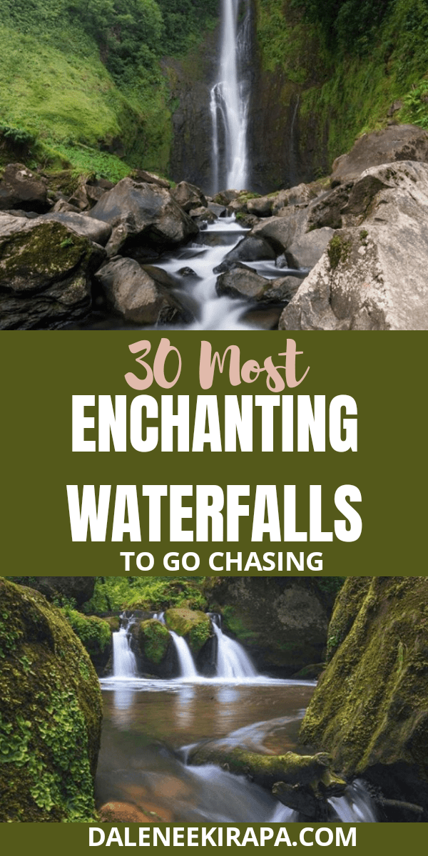 30 Most Enchanting Waterfalls To Go Chasing!
