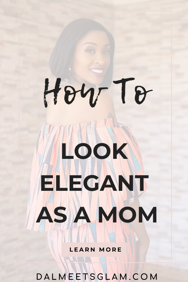 How To Look Elegant As A Mom {Style Feature With The Fashionable Step Mum}