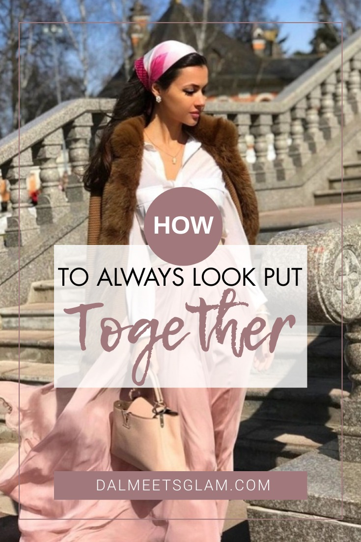 Want To Always Look Put-Together? Here's How Fashionista Alena Does It!