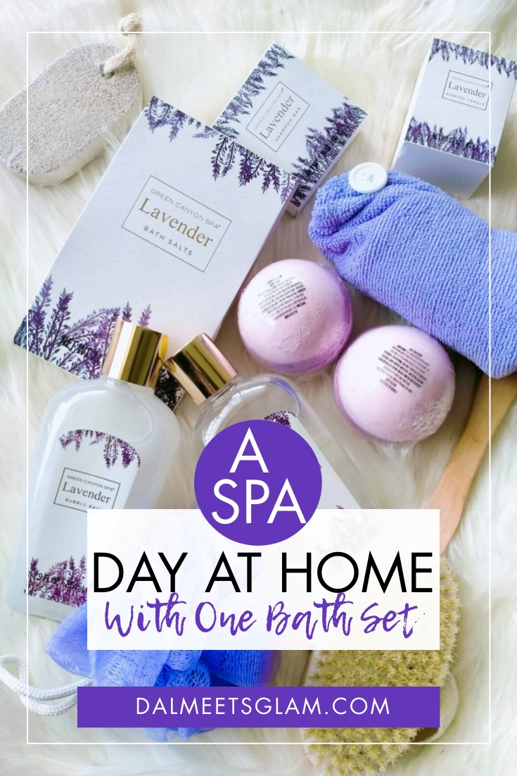 How To Have A Spa Day At Home With Just One Bath Set!