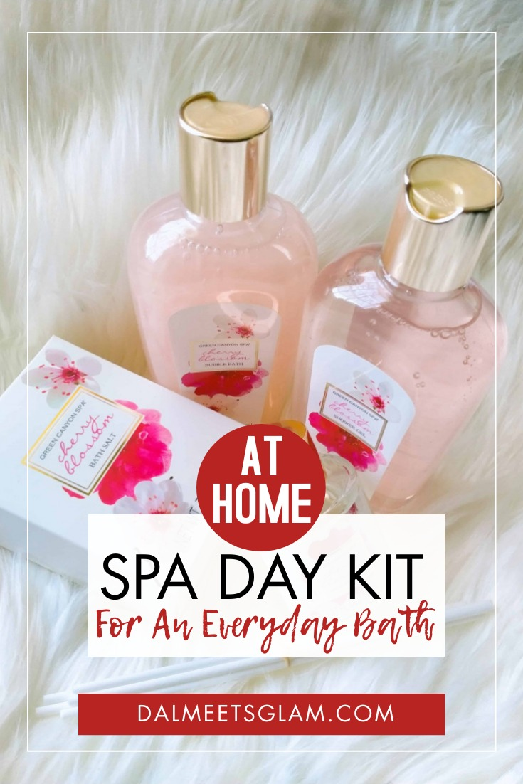 At-Home Spa Day Kit For An Everyday Pampering Session