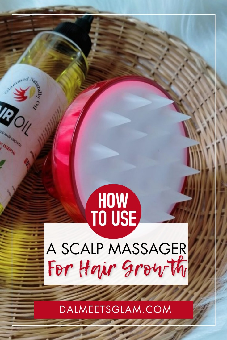 How Do You Use Scalp Massager For Hair Growth?