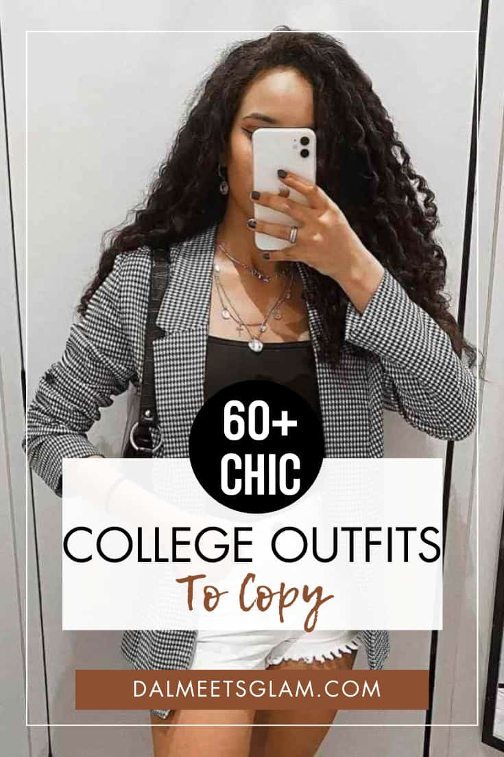 60+ Chic College Outfits: Outfit Ideas & Tips Inspired by Sthe Geponi
